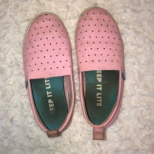 Native Keep It Lite slip on shoes